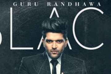 Black Song Lyrics By Guru Randhawa