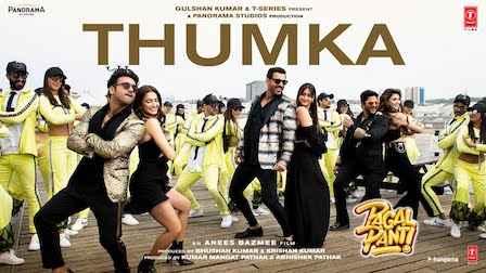 Thumka Lyrics By Yo Yo Honey Singh