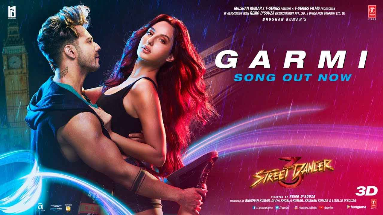 Garmi Song Lyrics Badshah