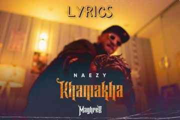 Khamakha Lyrics Naezy