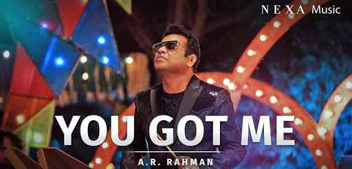 You Got Me Song Lyrics AR Rahman