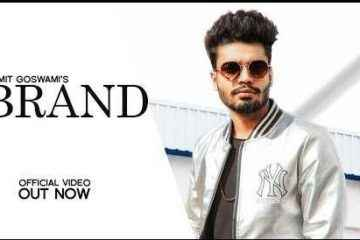 Brand Haryanvi Song Lyrics Sumit Goswami
