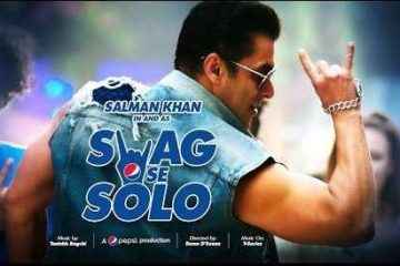 Swag se solo song lyrics salman khan