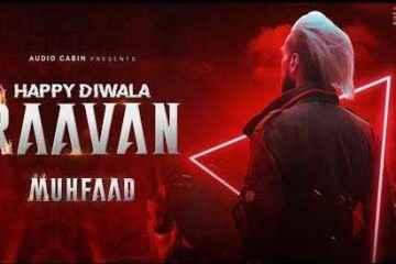 Muhfaad Happy Diwala Rap Lyrics