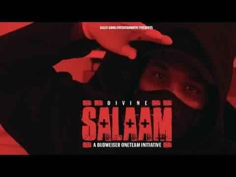 Divine Salam Song Lyrics