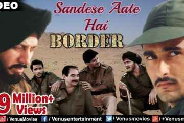 Sandese Aate Hai Lyrics Border Movie