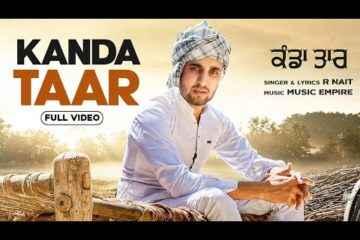 Kanda Taar Lyrics by R Nait