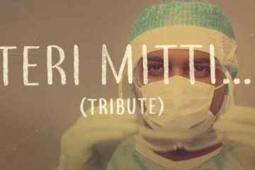 New Teri Mitti Tribute Song Lyrics