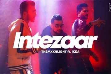 Intezaar Song Lyrics Themxxnlight and Ikka