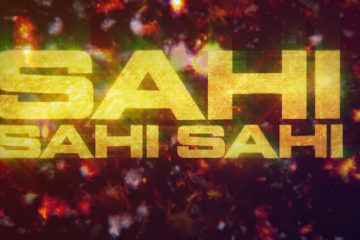 Sahi Sahi Rap Lyrics Fotty Seven ft Ikka