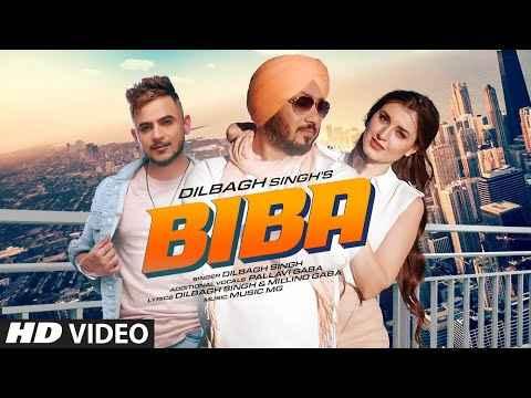 Biba Punjabi Lyrics By Milind Gaba