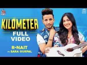 Punjabi Song Kilometer Lyrics by R Nait