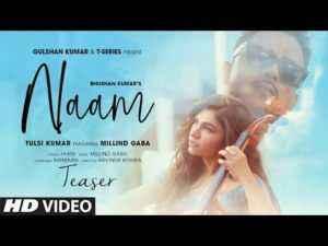 Naam Song Lyrics Tulsi Kumar in English