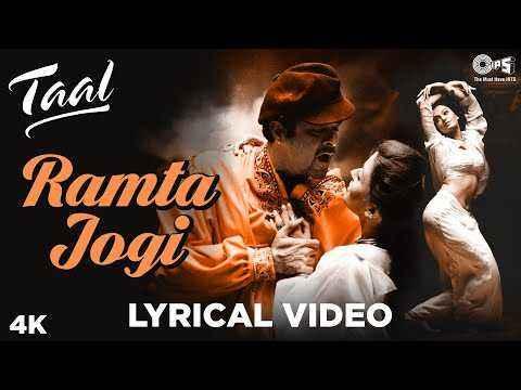 Ramta Jogi Lyrics in Hindi Taal Movie