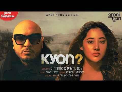 Kyon Lyrics by B Praak