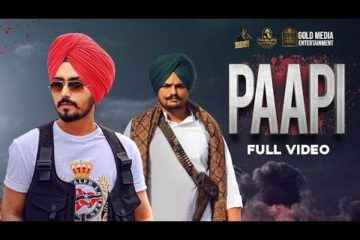 Paapi Song Lyrics By Rangrez Sidhu