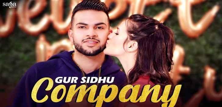 Company Lyrics by Gur Sidhu
