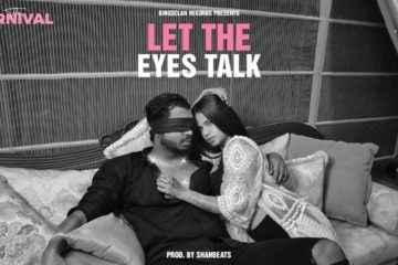 Let The Eyes Talk Lyrics By King Rocco