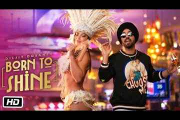 Diljit Born to Shine Lyrics