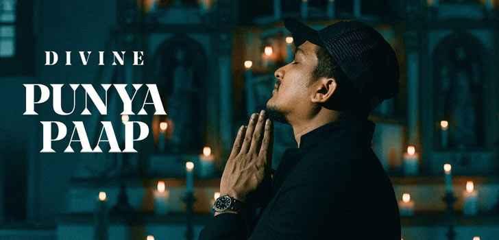 Divine Puniya Paap Lyrics