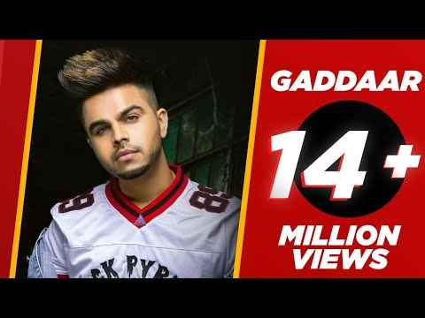 Gaddaar Akhil Song Lyrics