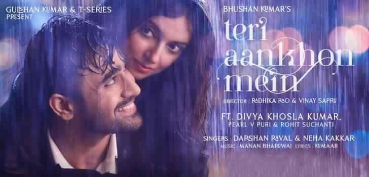 Darshan Raval Teri Aankhon Mein Lyrics
