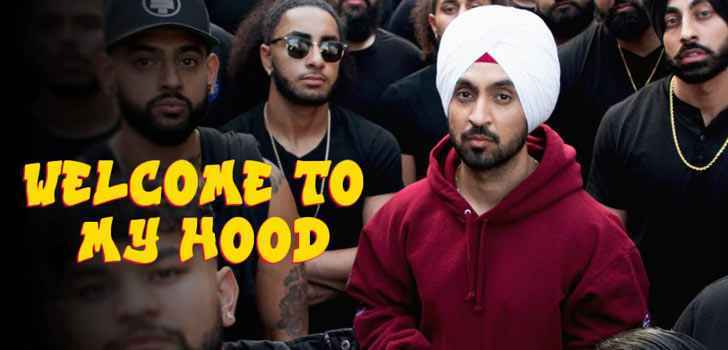 Diljit Dosanjh Welcome To My Hood Lyrics