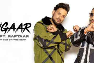 Ikka Angaar Lyrics by Raftaar