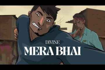 Divine Mera Bhai Lyrics