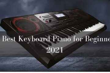 5 Best Keyboard Piano for Beginner 2021