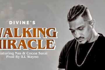 Walking Miracle Lyrics by Divine
