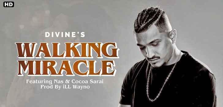 Walking Miracle Lyrics by Divine