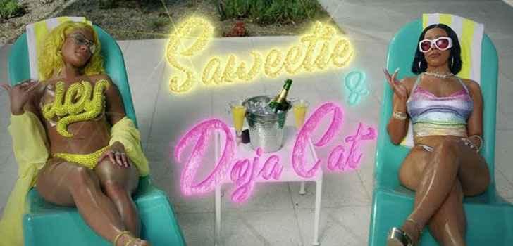 Best Friend Lyrics by Saweetie and Doja Cat