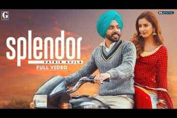 Satbir Aujla Splendor Lyrics