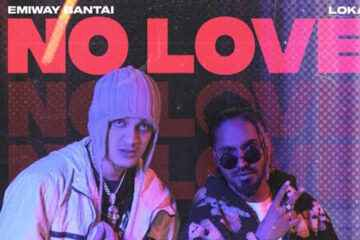 Emiway Bantai No Love Lyrics