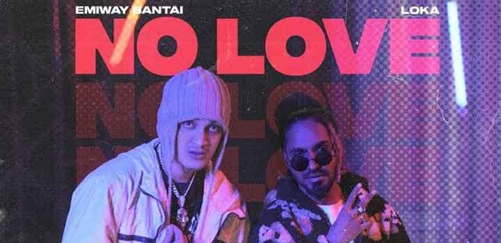Emiway Bantai No Love Lyrics