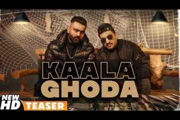 Kaala Ghoda Lyrics by Amrit Maan
