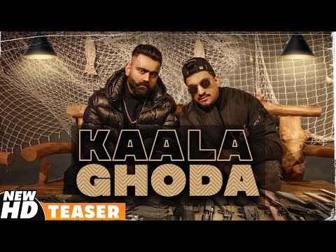 Kaala Ghoda Lyrics by Amrit Maan