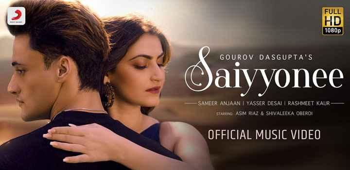 Yasser Desai Saiyyonee Lyrics