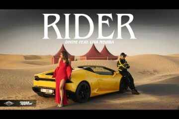 Divine Rider Rap Song Lyrics