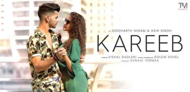 Vishal Dadlani Kareeb Lyrics